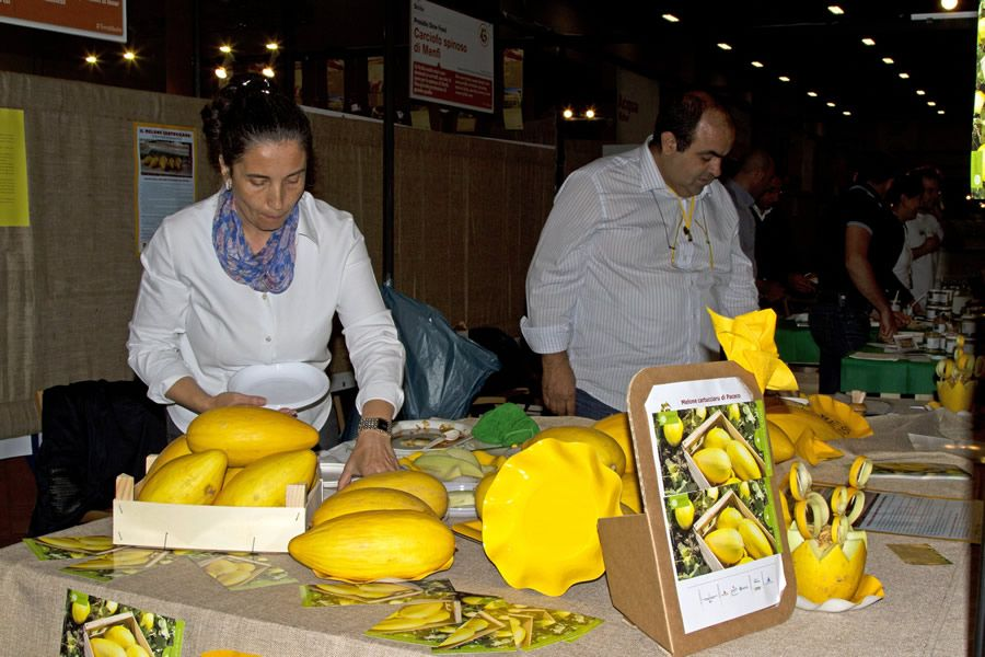 Torino - Salone del Gusto